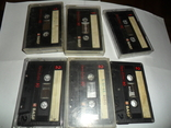 Аудиокассета кассета Basf Ferro Extra I 90 и 60 - 6 шт в лоте, фото №10