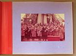 Альбом с фотографиями и автографами экипажа трёх космических кораблей: Союз: 6,7,8 photo 8