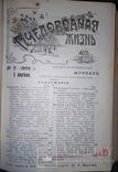 1909 Пчеловодная жизнь - годовая подшивка photo 10