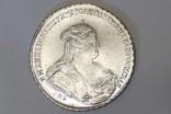 1 рубль 1738 года photo 1