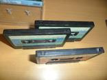 Аудиокассета кассета SNC HQ-1 C-90 и Low-noise-90 - 3 шт в лоте, фото №4