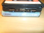 Аудиокассета кассета SNC HQ-1 C-90 и Low-noise-90 - 3 шт в лоте, фото №6