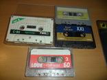 Аудиокассета кассета Twd,Bias,Louk,Клуб 21 век - 4 шт в лоте, фото №2