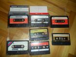 Аудиокассета кассета  SWING YOKO JVC STYLANDIA DX1 MEKOSONIC - 7 шт в лоте, фото №2