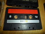 Аудиокассета кассета  SWING YOKO JVC STYLANDIA DX1 MEKOSONIC - 7 шт в лоте, фото №10