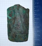 Втульчатый топор - кельт ананьинского типа.