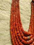 Коралове намисто 366 грам photo 7