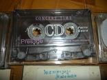Аудиокассета кассета SQC Saehan KonicaT-Series Smat Prestige - 8 шт в лоте, фото №7