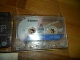 Аудиокассета кассета SQC Saehan KonicaT-Series Smat Prestige - 8 шт в лоте, фото №8