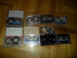 Аудиокассета кассета SQC Saehan KonicaT-Series Smat Prestige - 8 шт в лоте, фото №11