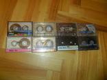 Аудиокассета кассета SQC Saehan KonicaT-Series Smat Prestige - 8 шт в лоте, фото №12