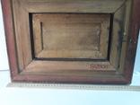 Старая Картина на морской мотив ( Холст, масло ) photo 8