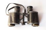 Цейсовский номерной бинокль начала 20 века photo 2