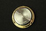 Настольные часы в деревянной подставке. Кварц. (0902) photo 9
