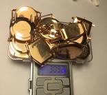 11 штук золотых часов (583* и 750*) photo 5