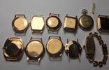 11 штук золотых часов (583* и 750*) photo 10