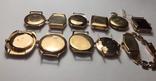 11 штук золотых часов (583* и 750*) photo 13