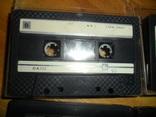 Аудиокассета кассета  - 9 шт в лоте, фото №3