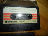 Аудиокассета кассета  - 9 шт в лоте, фото №5
