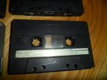 Аудиокассета кассета  - 9 шт в лоте, фото №8