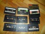Аудиокассета кассета  - 9 шт в лоте, фото №9