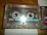 Аудиокассета кассета SKC - 13 шт в лоте, фото №3