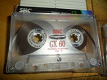 Аудиокассета кассета SKC - 13 шт в лоте, фото №6