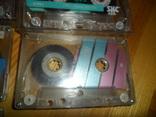 Аудиокассета кассета SKC - 13 шт в лоте, фото №12