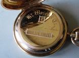 Часы ''Hy Moser''. Золото 56 пр photo 8