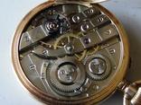 Часы ''Hy Moser''. Золото 56 пр photo 11