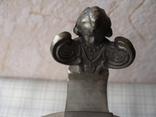 Коллекционная Пивная Кружка Бокал с изображением Святых. Клеймо, фото №7