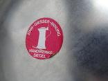 Коллекционная Пивная Кружка Бокал с изображением Святых. Клеймо, фото №13