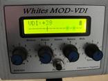 Whites MOD-VDI + катушка -снайперка photo 3