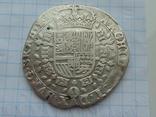 Талер Патагон Испания 1622 год photo 3