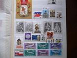 Альбом с марками. 342 шт. photo 5