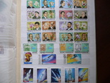 Альбом с марками. 342 шт. photo 9