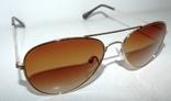 Солнцезащитные детские очки Aviator photo 1