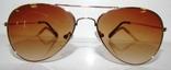 Солнцезащитные детские очки Aviator photo 3