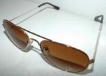 Солнцезащитные детские очки Aviator photo 4