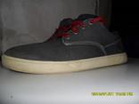 Кожаные кроссовки Green Rubber 44 стелька 28см photo 3
