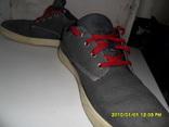 Кожаные кроссовки Green Rubber 44 стелька 28см photo 8