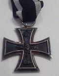 Залізний Хрест 2 кл. 1813-1914. Клеймо КО. photo 2
