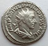Антониниан имп. Филипп I 244-247 гг н.э. (75_103) photo 3