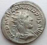 Антониниан имп. Филипп I 245 г н.э. (75_105) photo 2