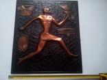 Картина спортсмена на олимпиаде photo 2