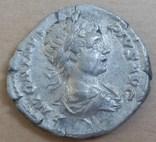 Денарий императора Каракаллы photo 2