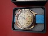 Часы командирские новые с документами ссср photo 2