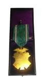 Японский императорский военный орден Золотого Сокола VI степени, фото №3