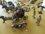Коллекция серебра 26 предметов photo 1