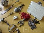 Коллекция серебра 26 предметов photo 2